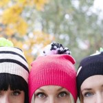 Have a Sweater? Make a Pom-Pom Hat!