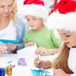 Christmas crafts for kids – 3 easy and inexpensive ideas