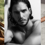 Kit Harington Snaps That Show His Stare Is the Sexiest