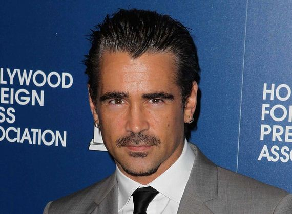 Hollywood Foreign Press Association's 2013 Installation Luncheon Held at The Beverly Hilton Hotel Featuring: Colin Farrell Where: Beverly Hills, California, United States When: 13 Aug 2013 Credit: FayesVision/WENN.com