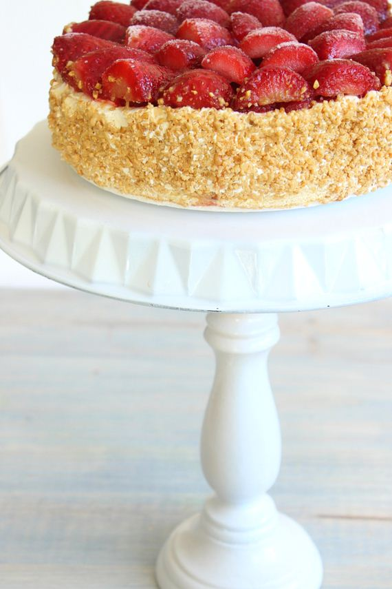 50 Awesome Do It Yourself Cake Stands