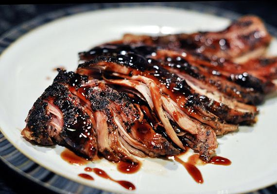 beef crock pot beef tenderloin recipe with balsamic glaze crock pot ...