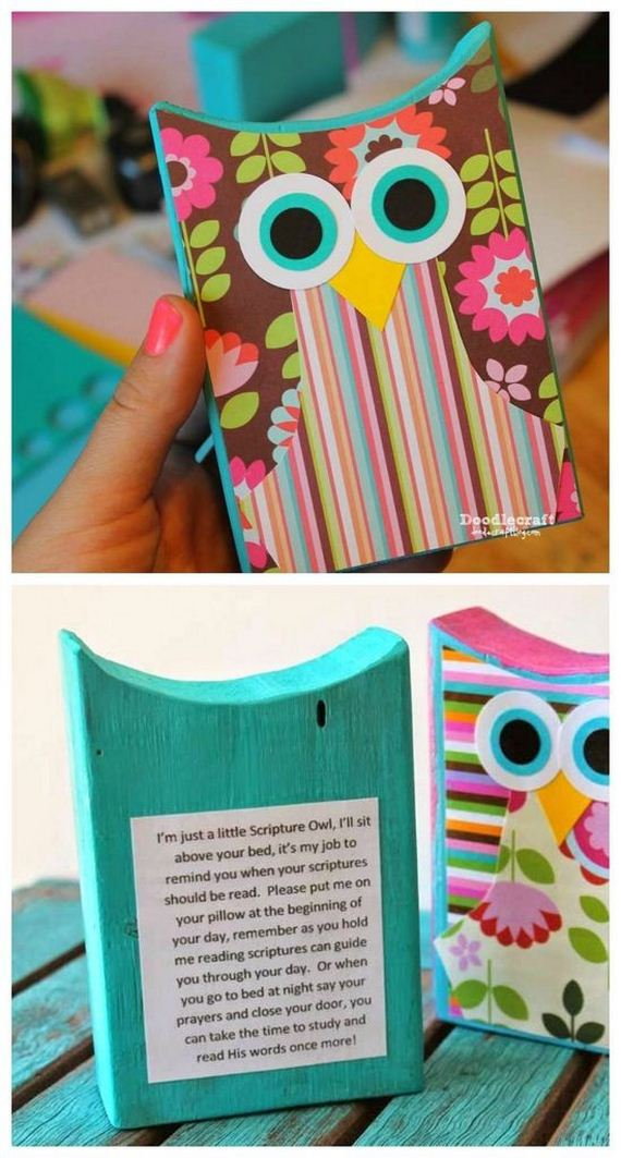 07-adorable-DIY-OWL