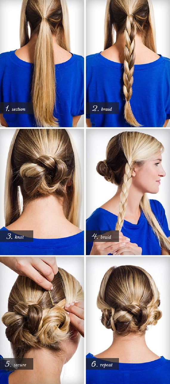 06-Quick-And-Easy-Hair-Buns