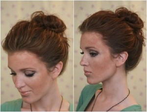 09-Quick-And-Easy-Hair-Buns