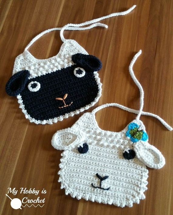 10-Crocheted-Baby