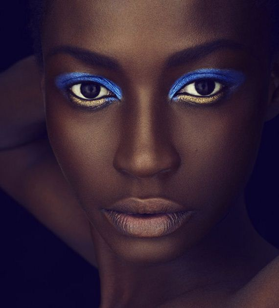 10-Deep-Blue-Inspired-Eye-Makeup