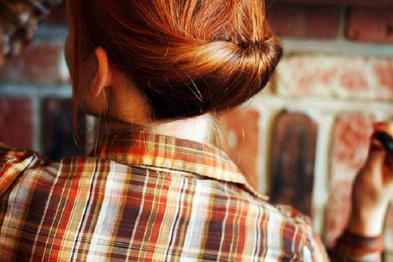 10-Quick-And-Easy-Hair-Buns