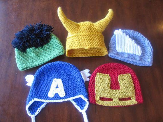 16-Crocheted-Baby