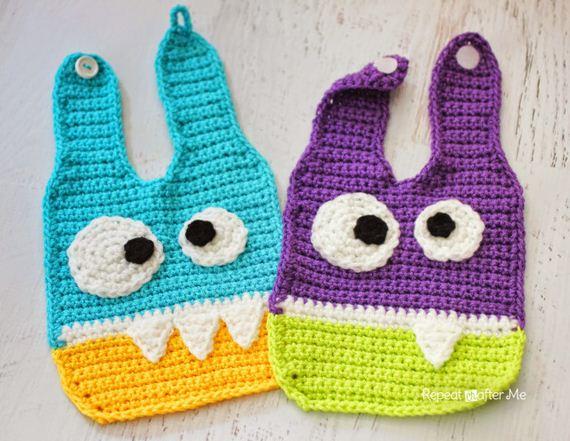 17-Crocheted-Baby