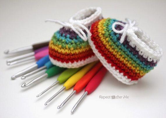 21-Crocheted-Baby