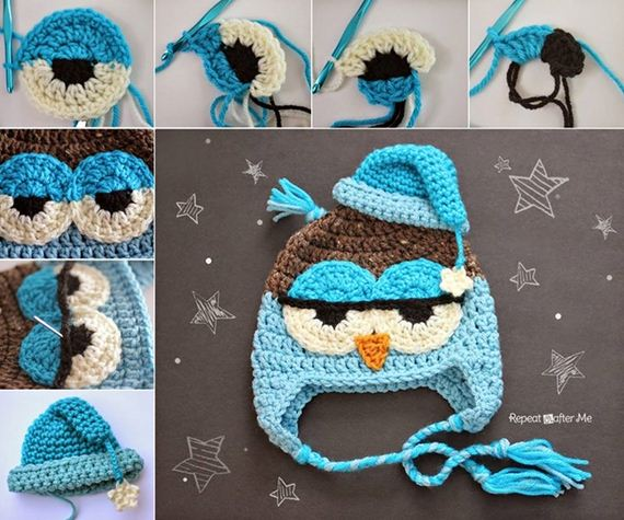 32-Crocheted-Baby