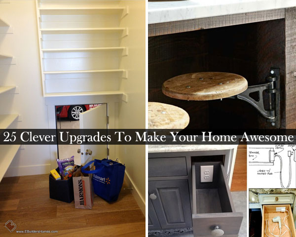 Cool Upgrades To Make Your Home Extremely Amazing