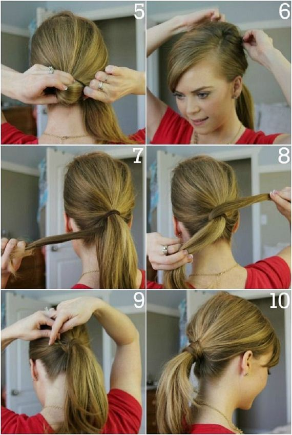 01-Fashionable-Ponytail-Tutorials
