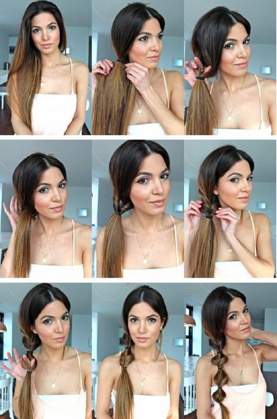 02-Fashionable-Ponytail-Tutorials