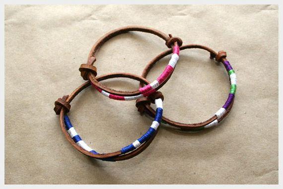 02-Leather-Bracelet-Tutorials
