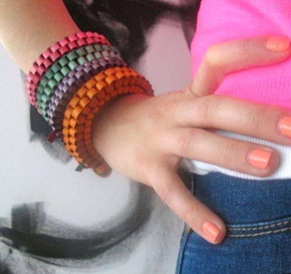 03-Leather-Bracelet-Tutorials