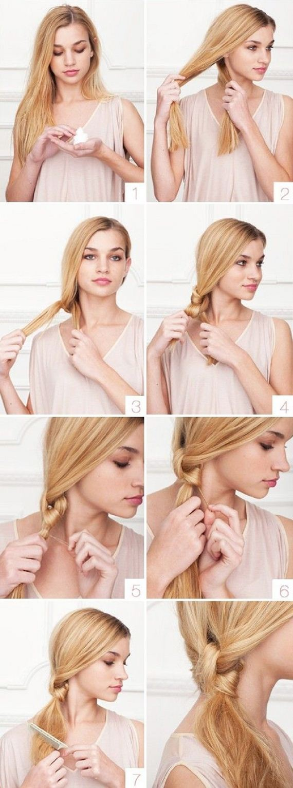 04-Fashionable-Ponytail-Tutorials