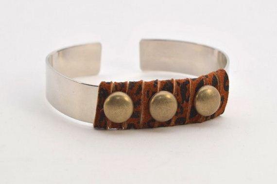 17-Leather-Bracelet-Tutorials