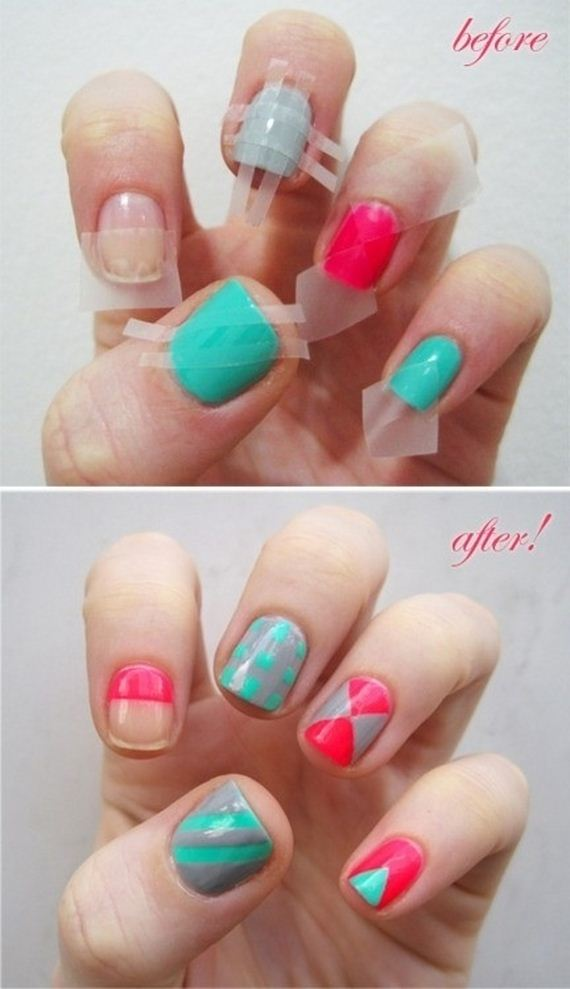 20-water-marble-nails-with-elmers-glue