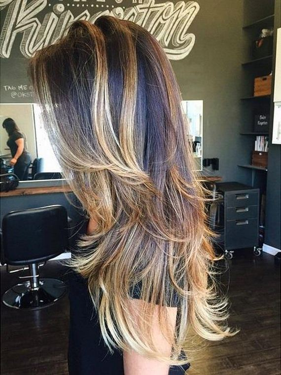 Balayage hairstyles 32 diy balayage hairstyles solutioingenieria Image collections