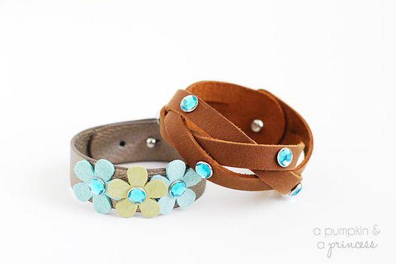 36-Leather-Bracelet-Tutorials