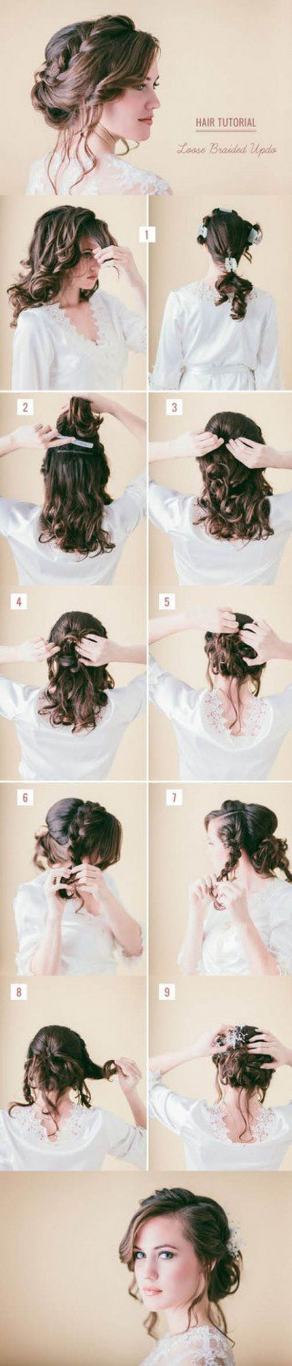 Prom Hairstyles For Long Hair Diy : Amazing diy hairstyles for long hair