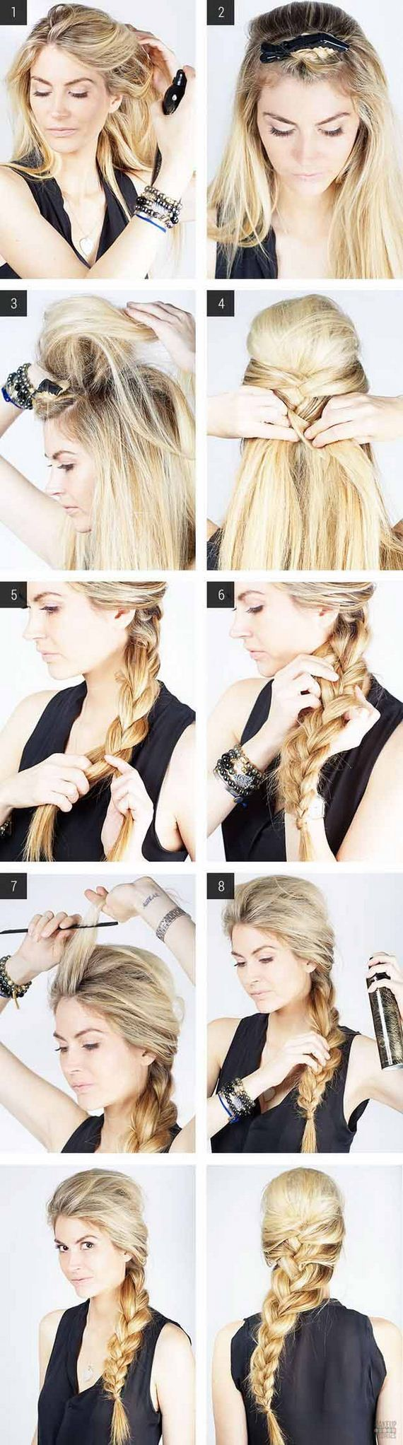 02-Easy-Hairstyles