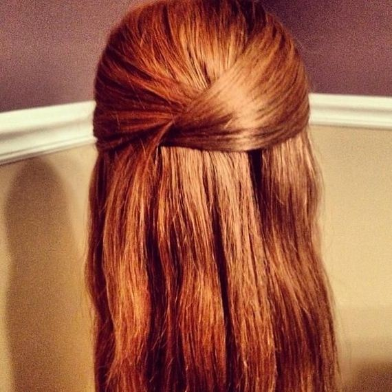 12-Easy-Hairstyles