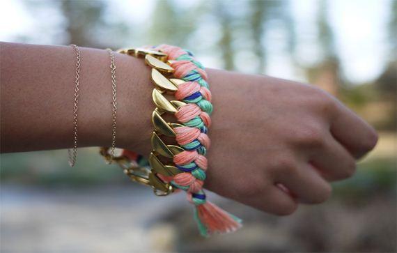 14-DIY-Morse-Code-Bracelets