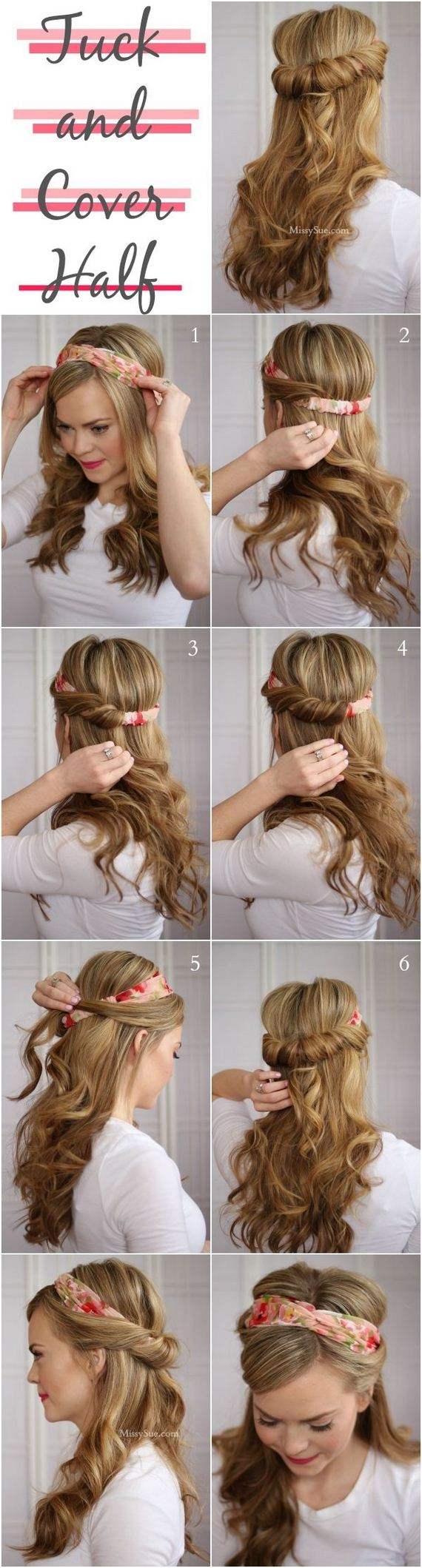 16-Easy-Hairstyles