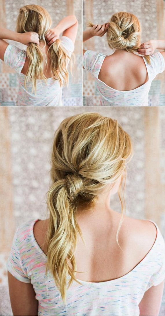 21-Easy-Hairstyles