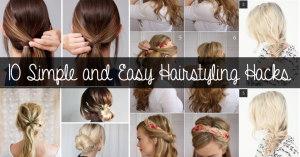 10-Simple-and-Easy-Hairstyling-Hacks