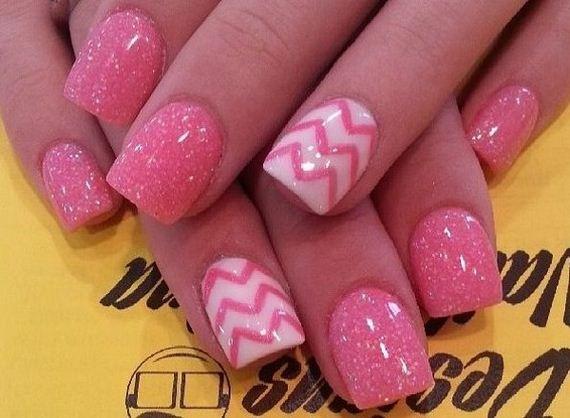 01-pink-nail-art