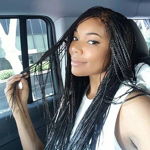 Terrific Amazing Micro Braids Hairstyles Short Hairstyles For Black Women Fulllsitofus
