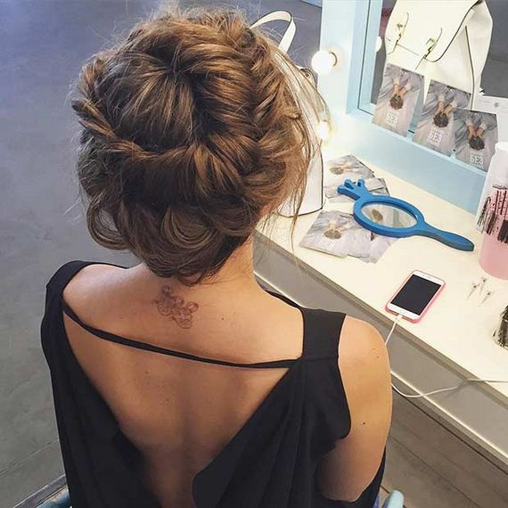 11-Gorgeous-Updos-Bridesmaids
