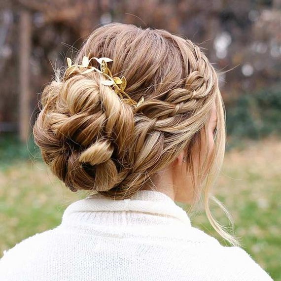 12-Gorgeous-Updos-Bridesmaids