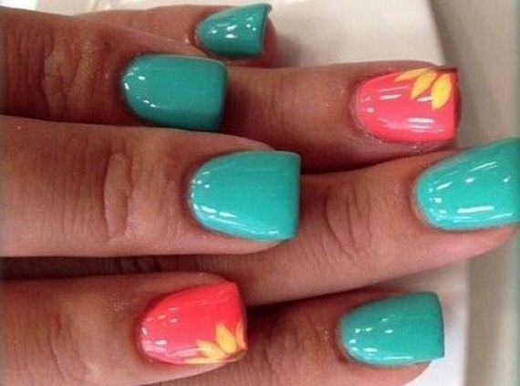 12-sunflower-nail-designs