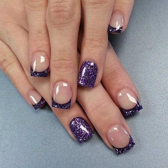 14-French-Tip-Nails