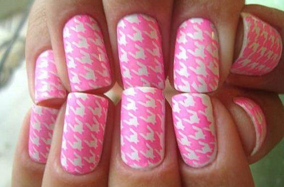 14-pink-nail-art
