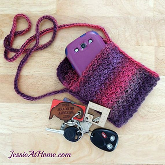 Cute Crochet Purses and Totes