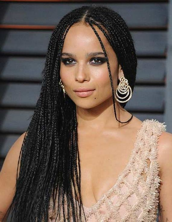 Amazing Micro Braids Hairstyles