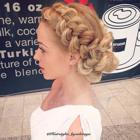 23-Gorgeous-Updos-Bridesmaids