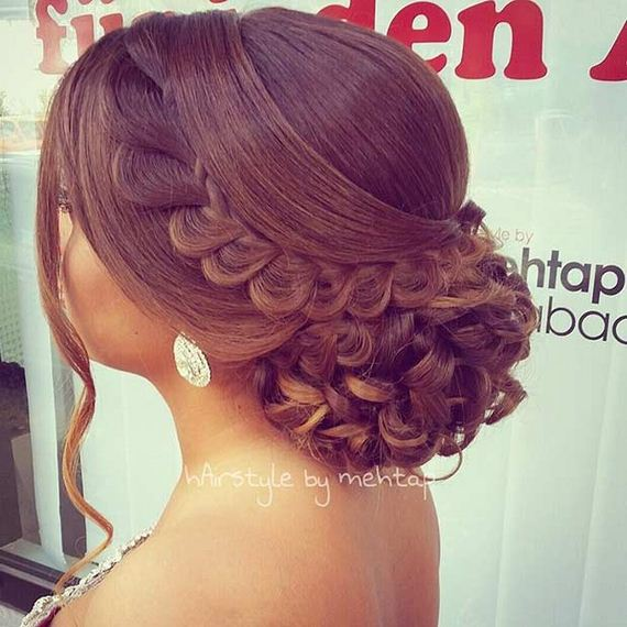 28-Gorgeous-Updos-Bridesmaids