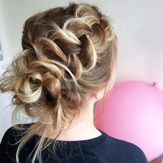 29-Gorgeous-Updos-Bridesmaids