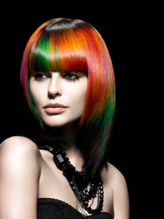 11-Stunning-Highlighted-Hairstyles-Women