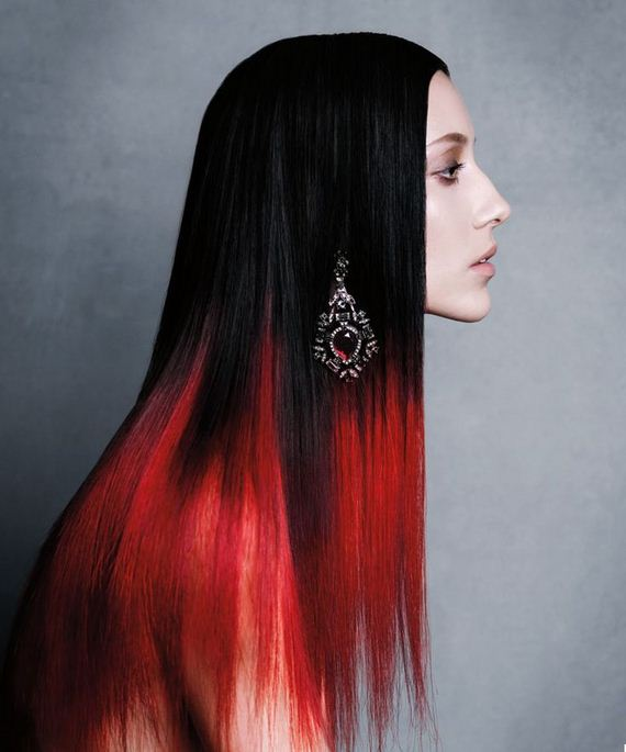 12-Stunning-Highlighted-Hairstyles-Women