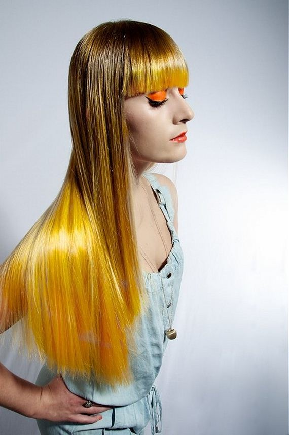 13-Stunning-Highlighted-Hairstyles-Women