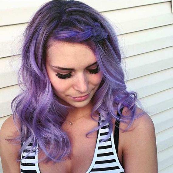 19-Lavender-Hair-Looks2