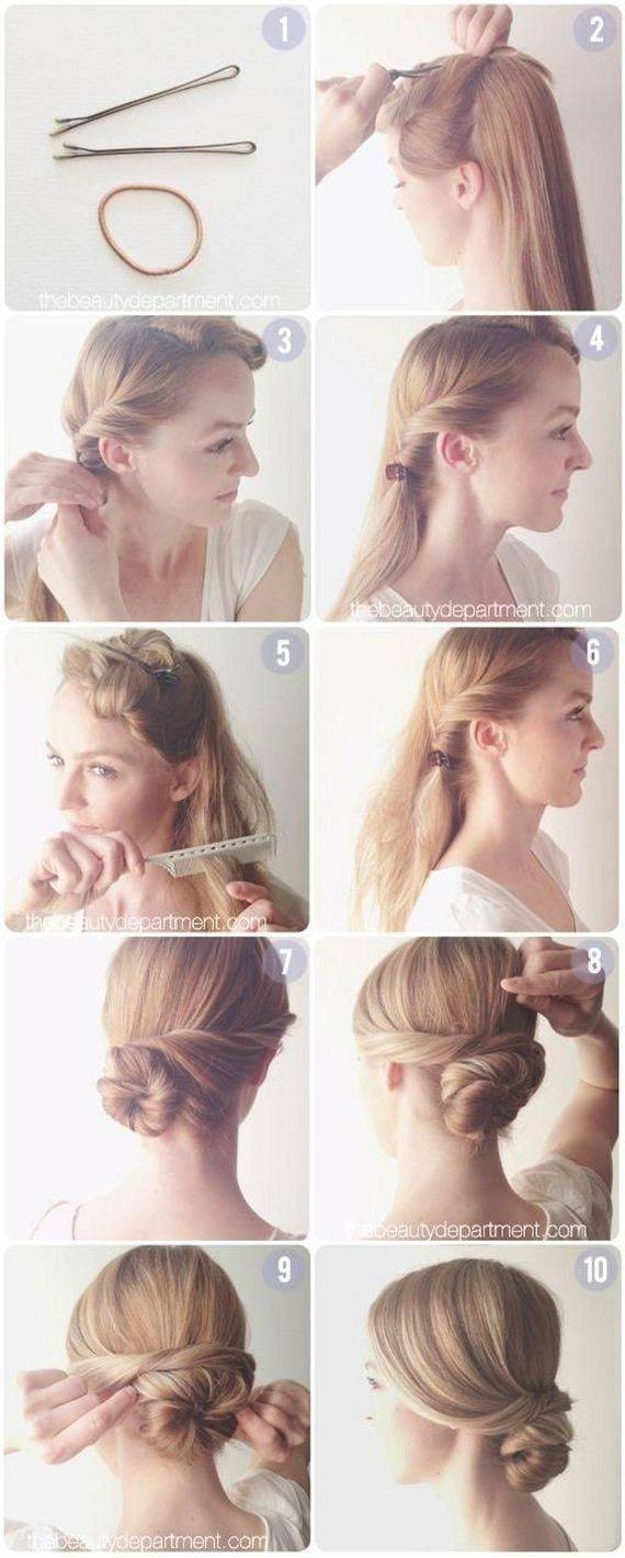 03-Low-Bun-Hairstyles